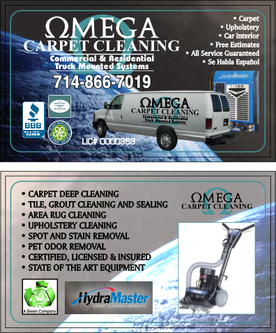 Omega Carpet Cleaning